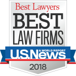 2018 Best Lawyers Best Law Firms